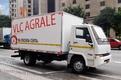 AGRALE EXPONE LÍNEA COMPLETA DE VEHÍCULOS EN TRANSPORTE TERRESTRE 2005